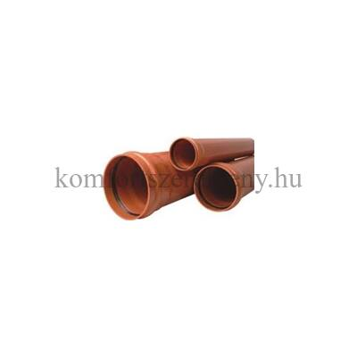 KG cső 125-5 m