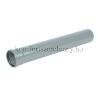 PVC cső tokos 32-1 m