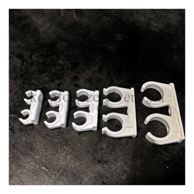 Műanyag bilincs dupla 35/II rézcsőre