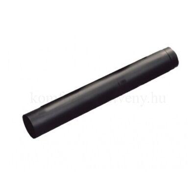 KoloTech fekete füstcső 120/500 mm