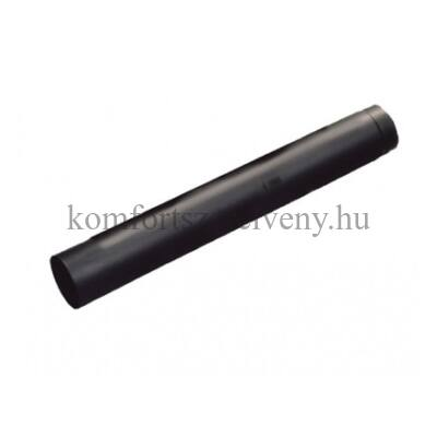 KoloTech fekete füstcső 150/250 mm