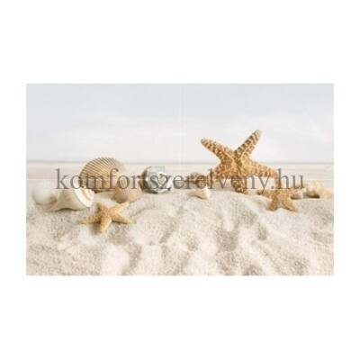 Golden Tile Summer Stone Holiday dekorkép 4 db-os