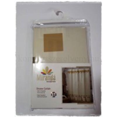 Zuhanyfüggöny textil 240 x 200 cm