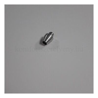 Fég roppantógyűrű alu 4mm