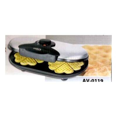 Avilla gofrisütő AV-0119-HK